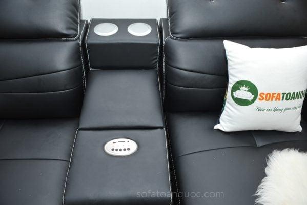 sofa có mp3 nghe nhạc
