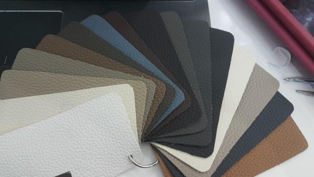 Kinh nghiệm chọn mua ghế sofa với chất liệu da vải nỉ