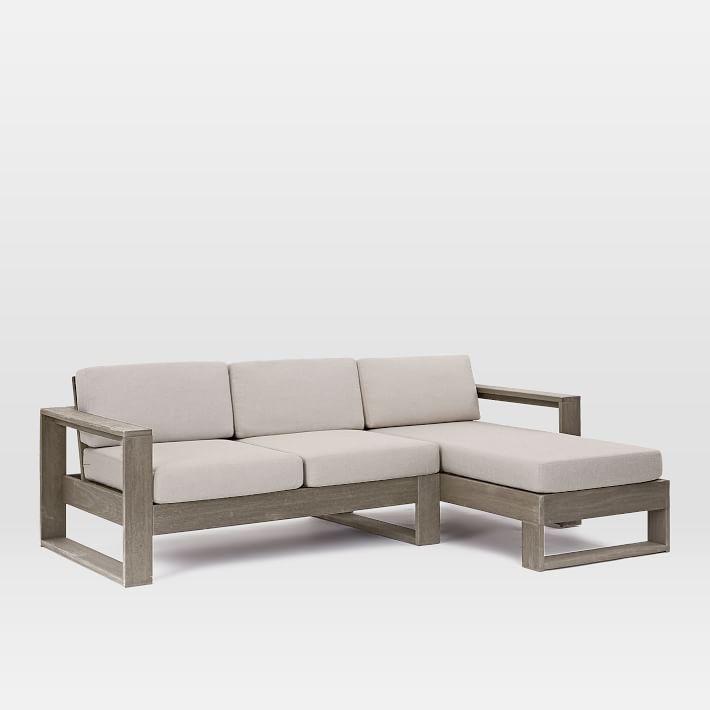 Kiểu dáng sofa góc chữ L tiện dụng cho phòng khách nhỏ hẹp