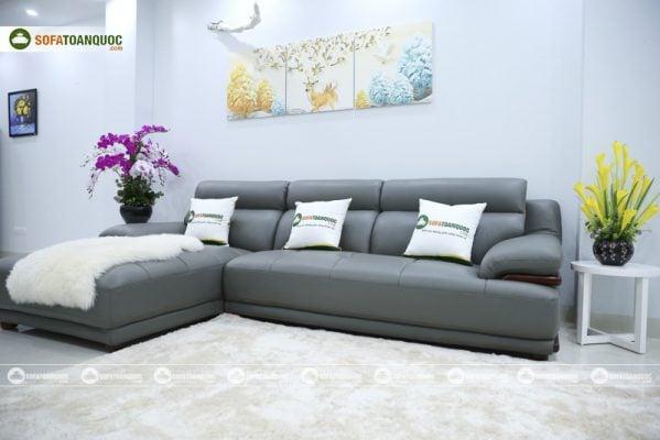 ghế sofa màu xám đẹp