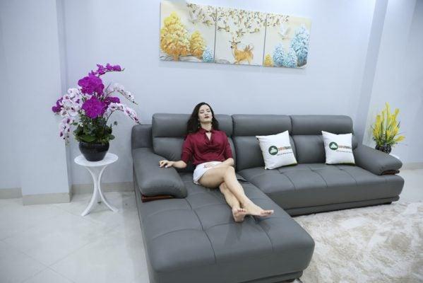 ghế sofa góc trái đẹp