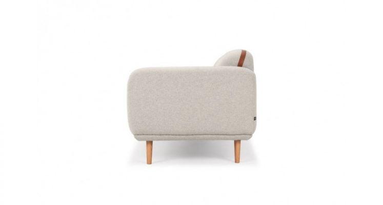 bộ ghế sofa màu xám kích thước nhỏ
