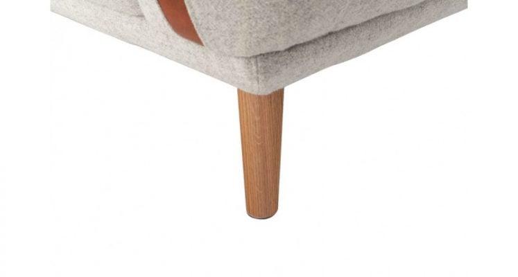 chọn sofa chân gỗ hay chân inox cho bộ sofa chung cư