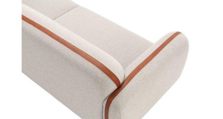 bộ ghế sofa nỉ màu xám
