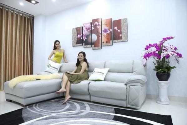 Mẫu sofa đẹp mang phong cách hiện đại SFD06