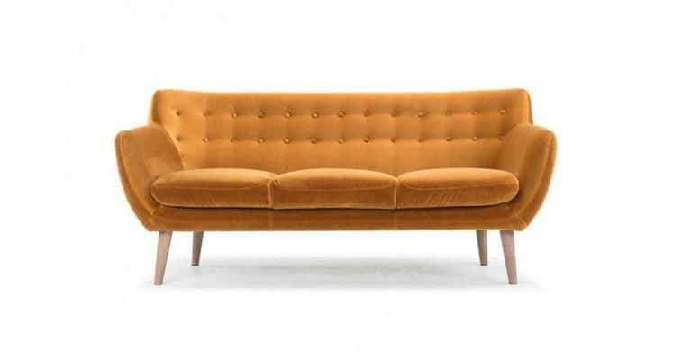 Bộ ghế sofa văng vải đẹp cho phòng khách sang trọng