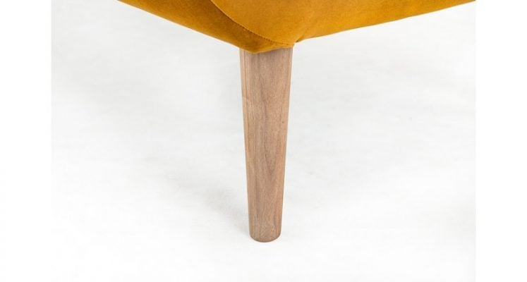 chân ghế gỗ sồi sofa văng vải
