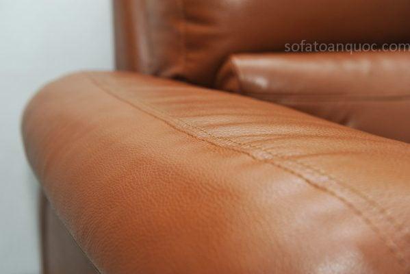 sofa da Da nhập khẩu microfiber sang trọng và đẳng cấp