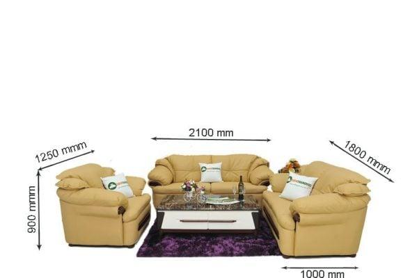 bộ ghế sofa phòng khách lớn