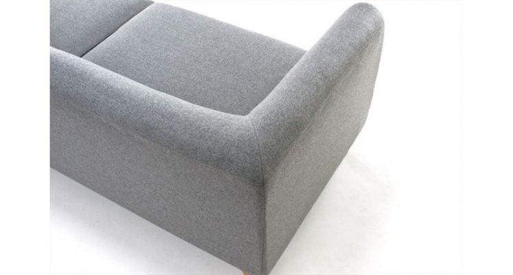 bộ ghế sofa bọc nỉ đẹp kiểu sofa văng