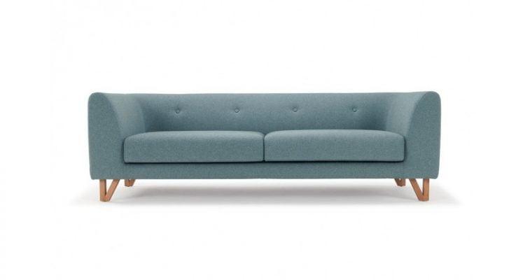 ghế sofa văng bọc nỉ đẹp
