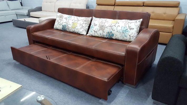 sofa giường 2 trong một cho phòng khách
