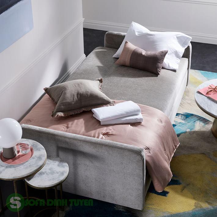 sofa giường kiêm ghế sofa