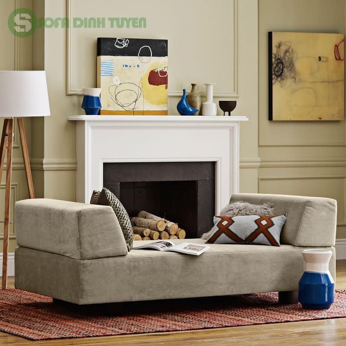 Màu xám tinh tế sang trọng, phù hợp với nhiều không gian khác nhau.
