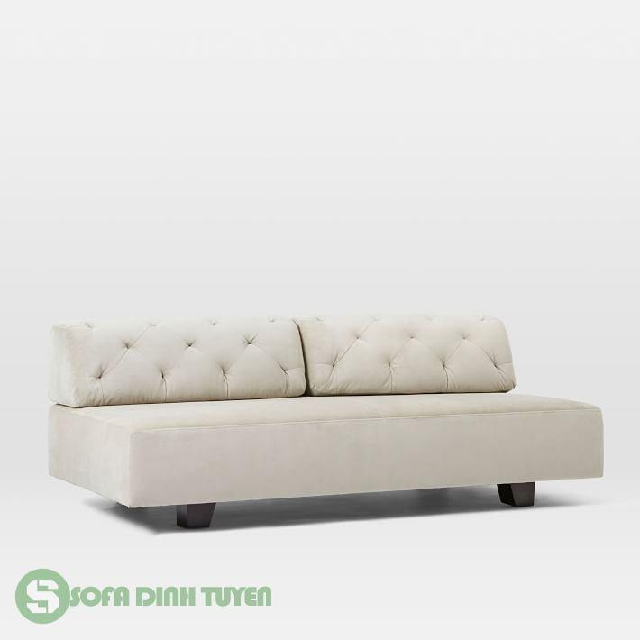 sofa bed cho phòng ngủ sang trọng