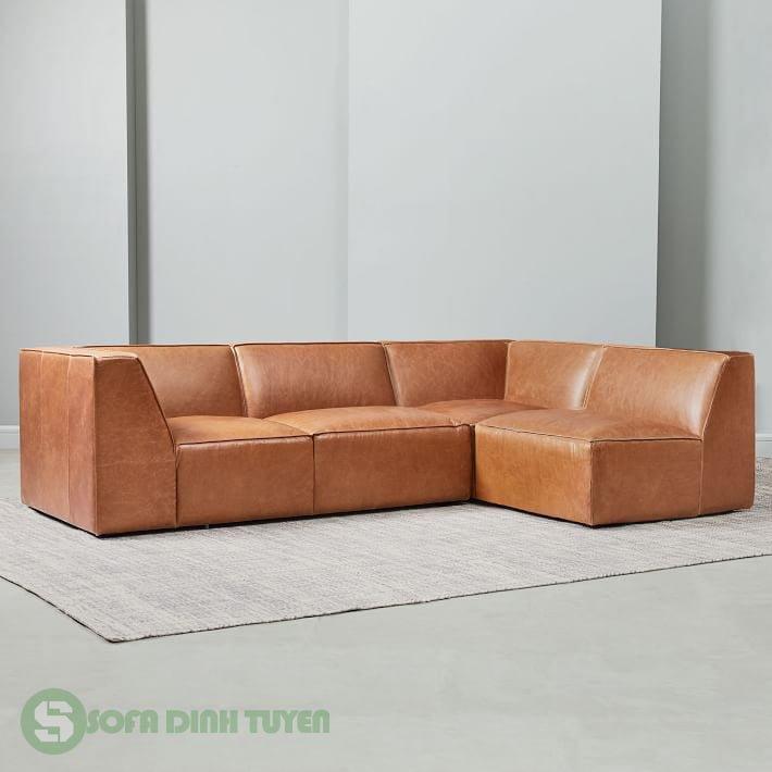 bộ ghế sofa góc phòng khách đẹp