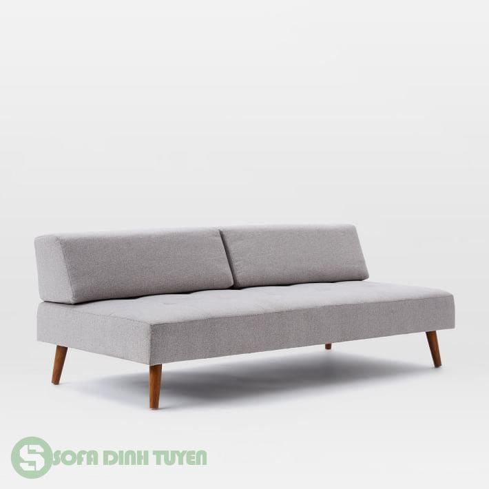 ghế sofa giường chân gỗ đẹp