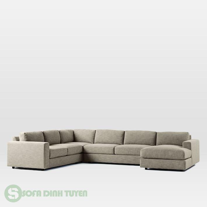 ghế sofa bọc nỉ đẹp