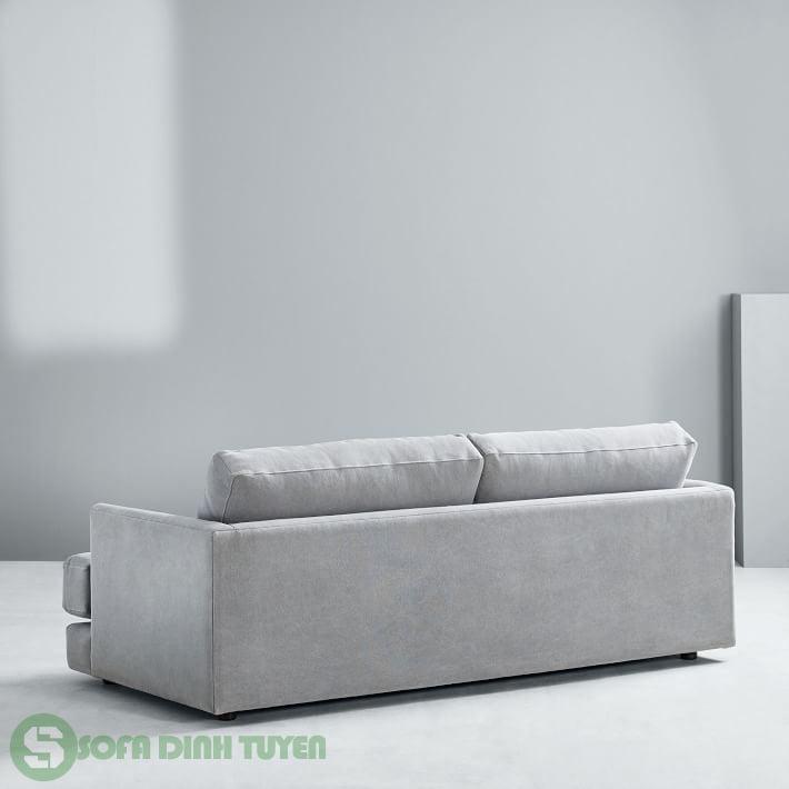 mặt sau ghế sofa bọc nỉ sfn09