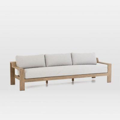 sofa văng gỗ 3 chỗ
