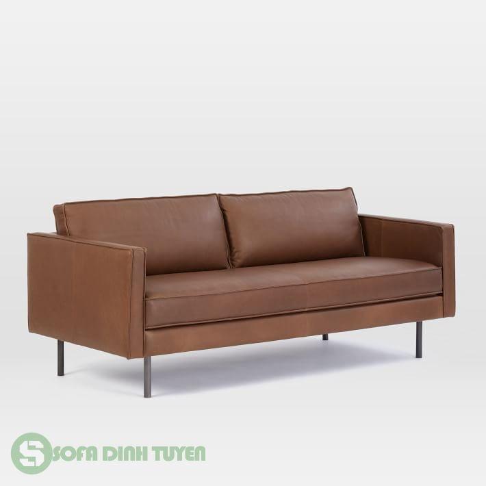 màu sắc sofa da đa dạng