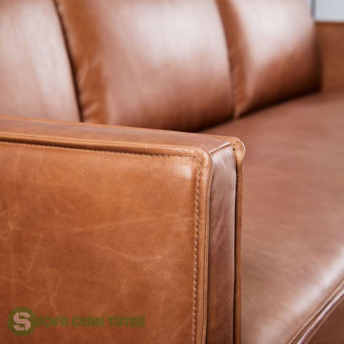 Chất liệu da bền đẹp và sang trọng. Có thể vệ sinh và làm sạch dễ dàng.