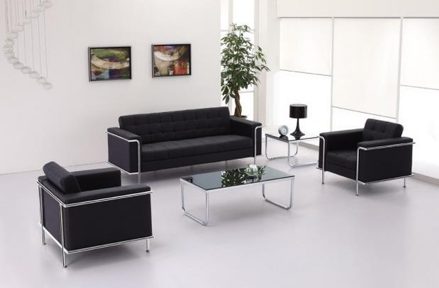ghế sofa sử dụng khung inox