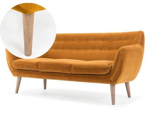 ghế sofa chân gỗ đẹp