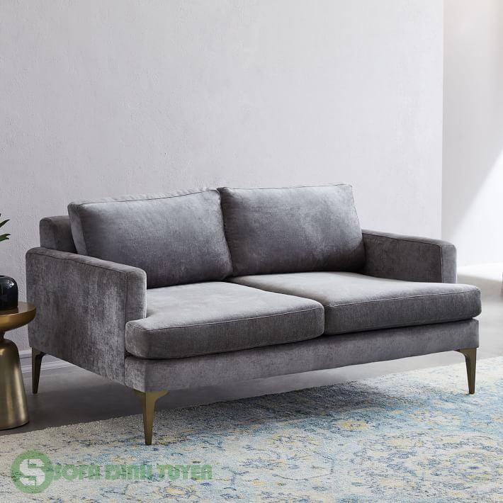 sofa vải dài 1m5 1m8