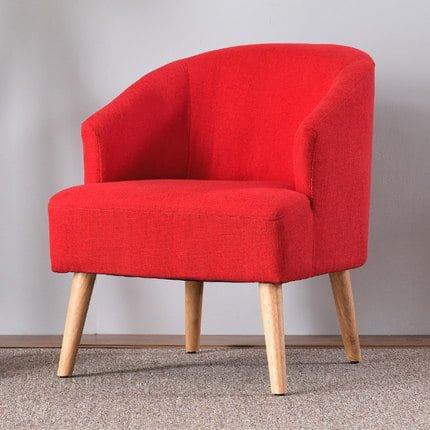 ghế sofa đơn kiểu dáng đơn giản