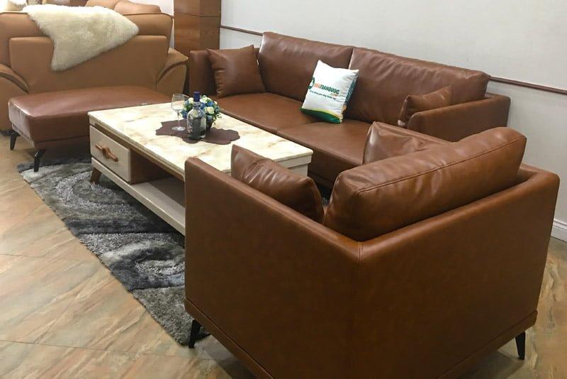 bộ ghế sofa cho phòng giám đốc đẹp