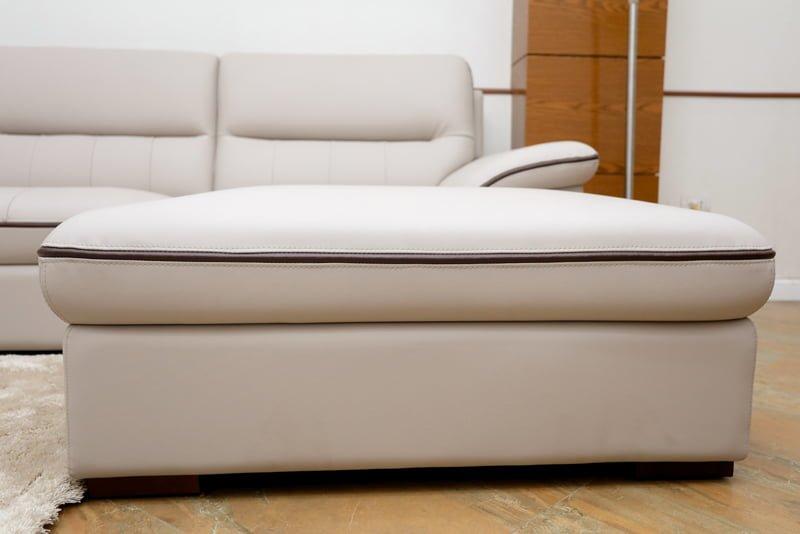 ghế sofa góc bọc da đẹp