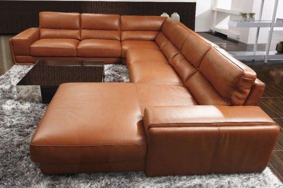 ghế sofa phòng giám đốc chất liệu da đẹp