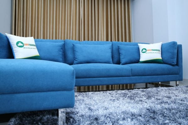 ghế sofa chân inox 304