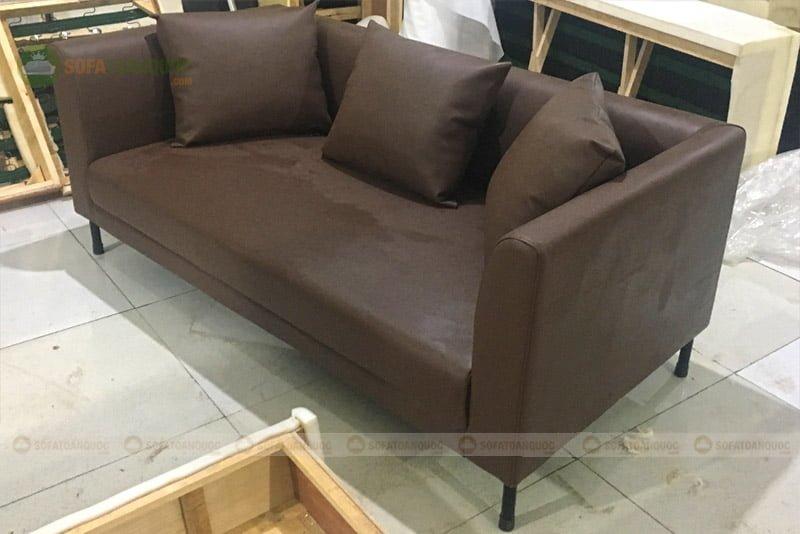 ghế sofa chân sắt đẹp