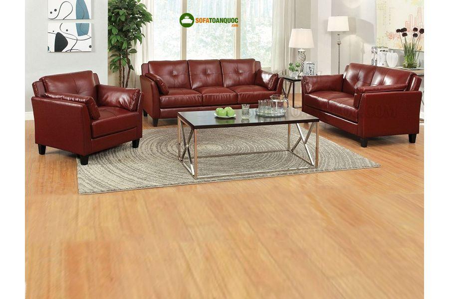 bộ ghế sofa 1-2-3 tinh tế sang trọng