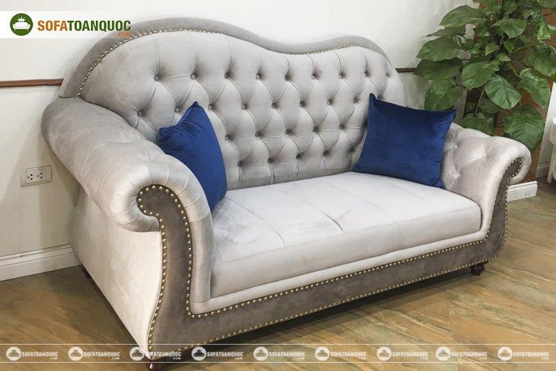 bộ ghế sofa phong cách tân cổ điển đẹp