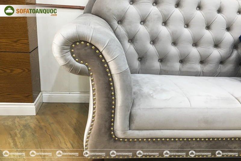 phong cách sofa tân cổ điển