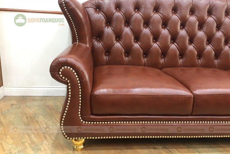 ghế sofa tân cổ điển cho chung cư