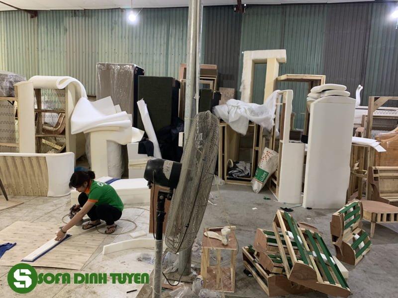 xưởng sofa đình tuyến