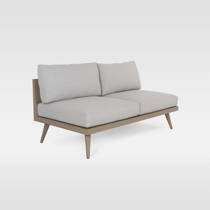 ghế sofa gỗ đệm rời tựa rời