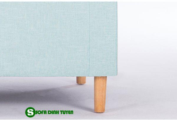 Tự do lựa chọn chất liệu chân ghế sofa phù hợp với sở thích của mình.
