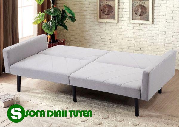 bộ sofa giường cho nhà nhỏ gọn