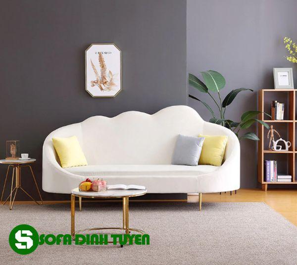 Chân ghế sofa kim loại có tính thẩm mỹ cao.