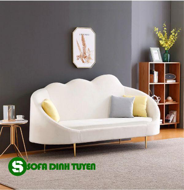 Ghế sofa bọc vải nhiều màu sắc hơn cho khách hàng lựa chọn.