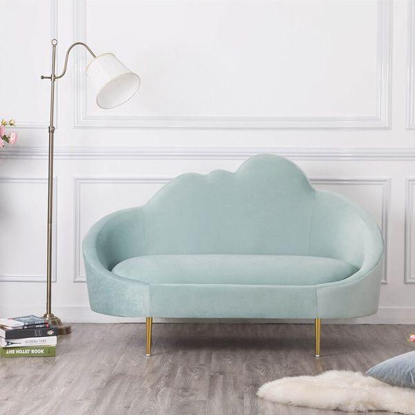Sofa nhỏ gọn phong cách relax, thư giãn một cách tinh tế.