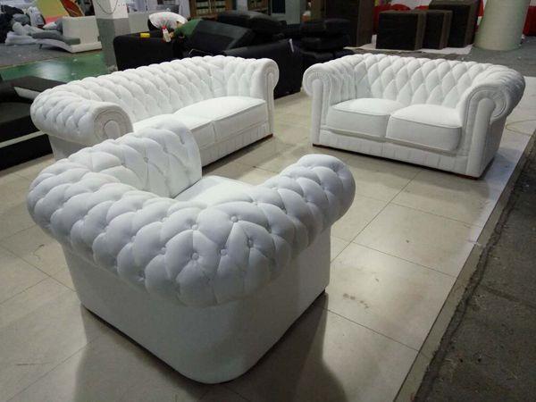 ghế sofa đệm dày hơn, tinh tế hơn