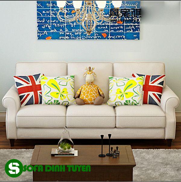 Sofa văn phòng đệm rời tựa rời rất dễ sử dụng thay mới vệ sinh.
