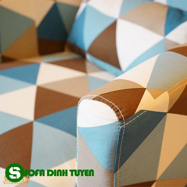 Chất liệu vải bọc sofa dễ vệ sinh và làm sạch hơn.