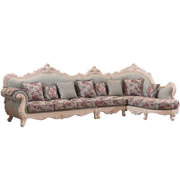 Ghế sofa quý tộc hạng sang phong cách hoàng gia